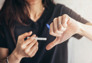 Gli effetti della sigaretta sulla fertilità maschile e femminile