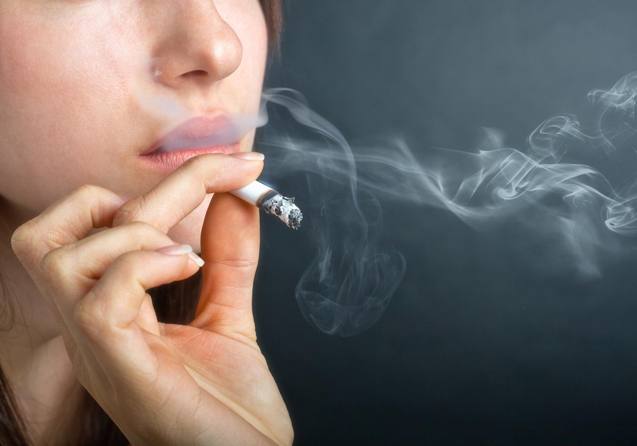 fumo fertilità